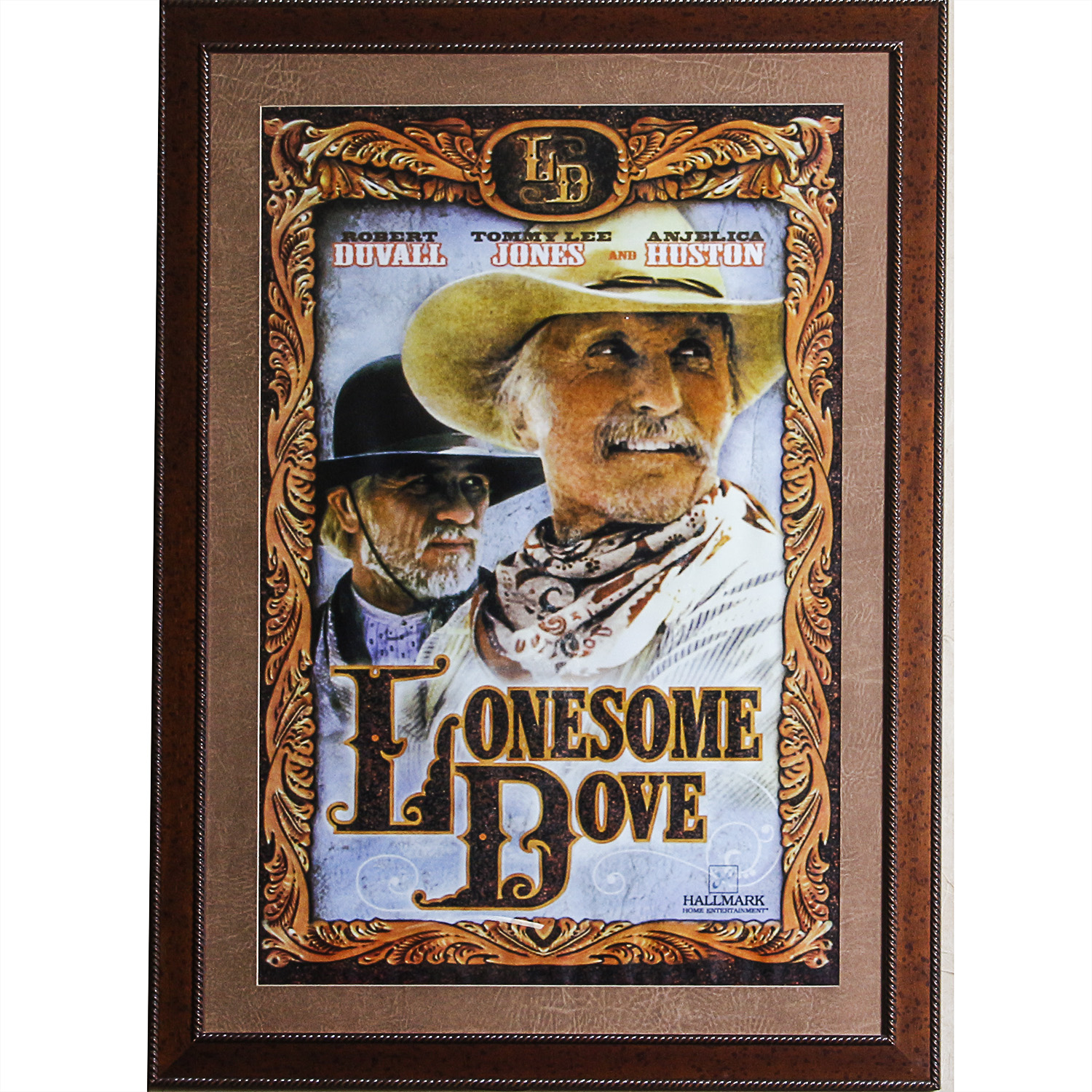 'LONESOME DOVE' (1989) – Best ever mini-series.